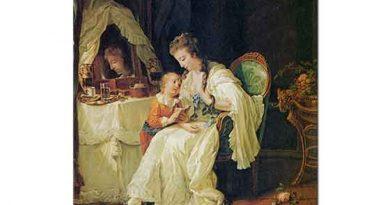 Johann Heinrich Wilhelm Tischbein Ana Kız