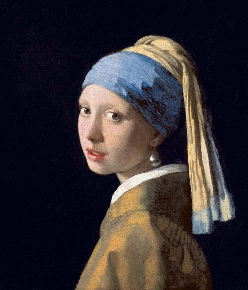 Johannes Vermeer inci Küpeli Kız