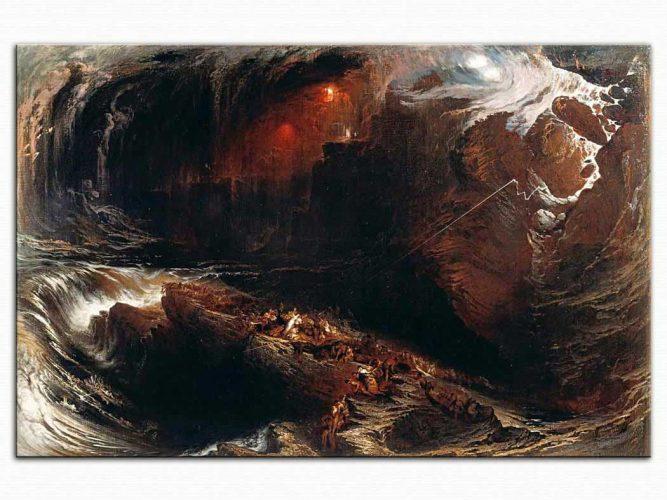 John Martin Nuh Tufanı