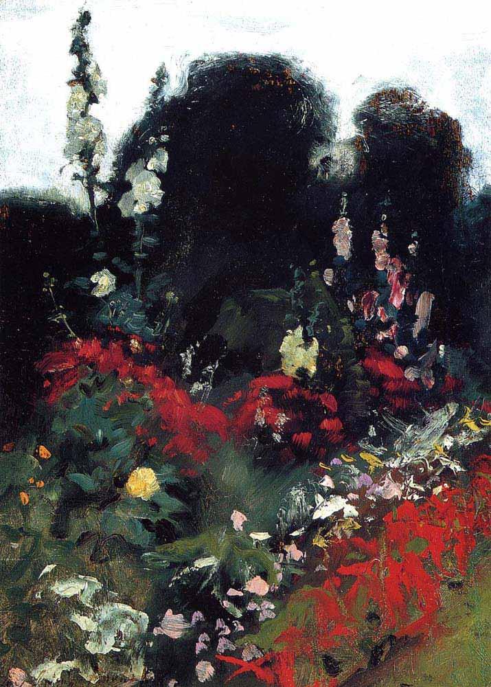 John Singer Sargent Bahçe Köşesi