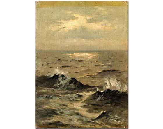 John Singer Sargent Deniz Manzarası