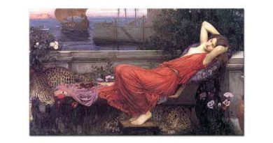 John William Waterhouse Ariadne