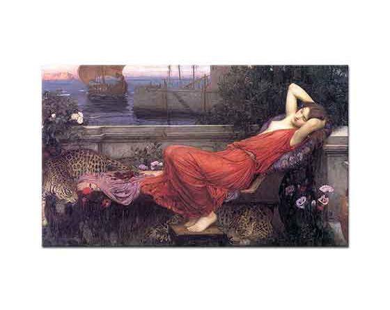 John William Waterhouse Ariadne