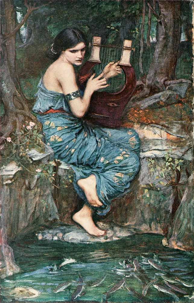 John William Waterhouse Büyücü
