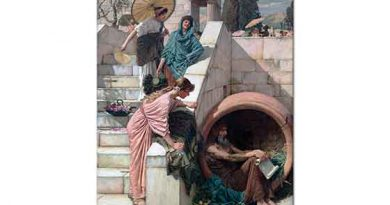 John William Waterhouse Diyojen