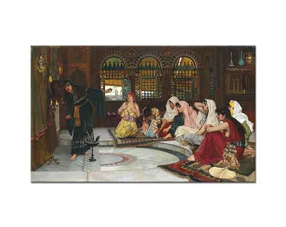 John William Waterhouse Kahine Danışma