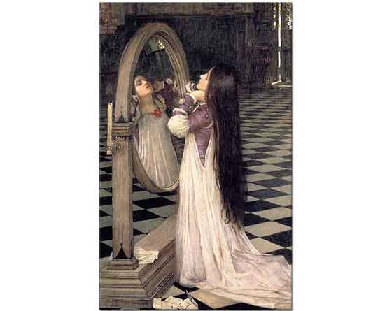 John William Waterhouse Mariana