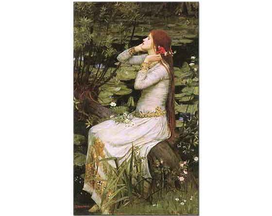 John William Waterhouse Ophelia