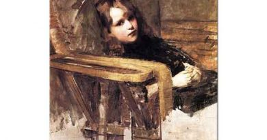 John William Waterhouse Rahat Sandalye