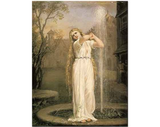 John William Waterhouse Su Perisi