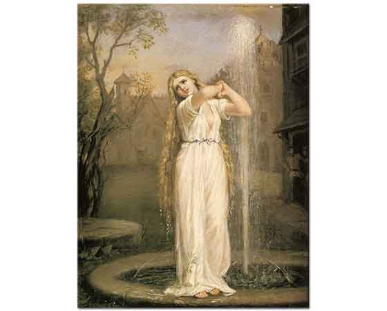 John William Waterhouse Su Perisi