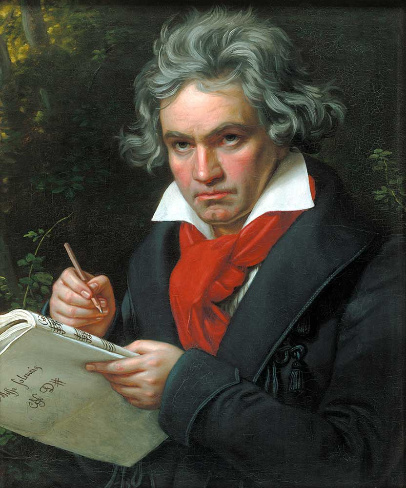 Joseph Karl Stieler Beethoven