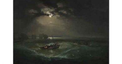 Joseph Mallord William Turner Denizde Balıkçılar
