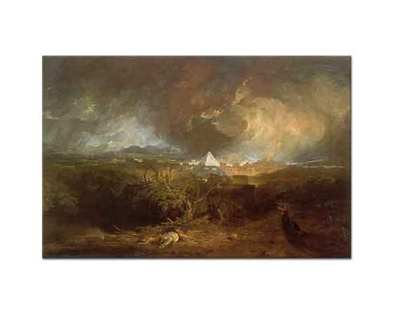 Joseph Mallord William Turner Firavuna Ceza