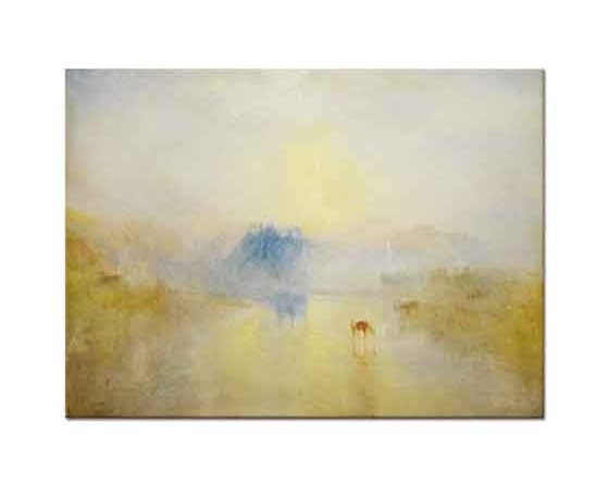 Joseph Mallord William Turner Gün Doğumunda