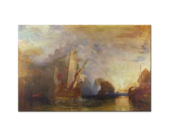 Joseph Mallord William Turner ilyada ve odesa