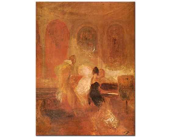 Joseph Mallord William Turner Piyano Dersi