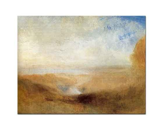 Joseph Mallord William Turner Sahil Manzarası