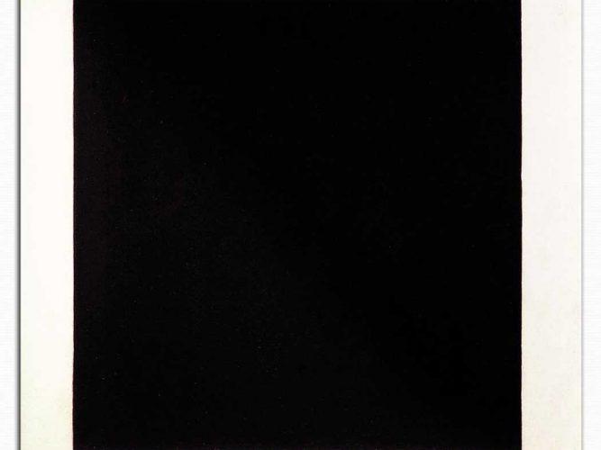 Kazimir Malevich Siyah Kare