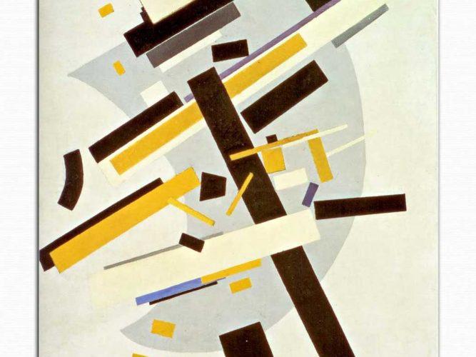 Kazimir Malevich Süprematism 02