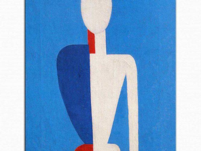 Kazimir Malevich Yeni Görselin Prototipi