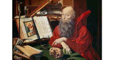Marinus van Reymerswaele Düşünür