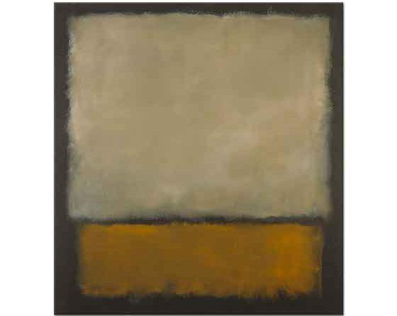 Mark Rothko isimsiz 01