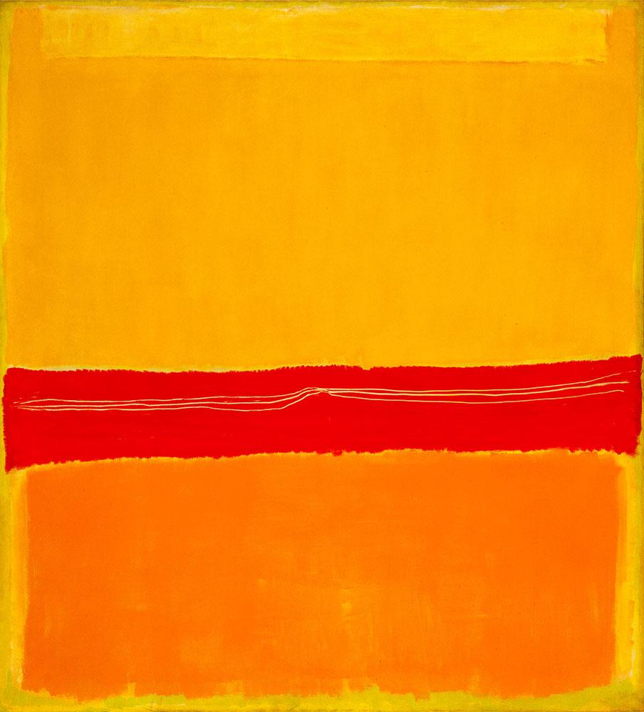 Mark Rothko No 5