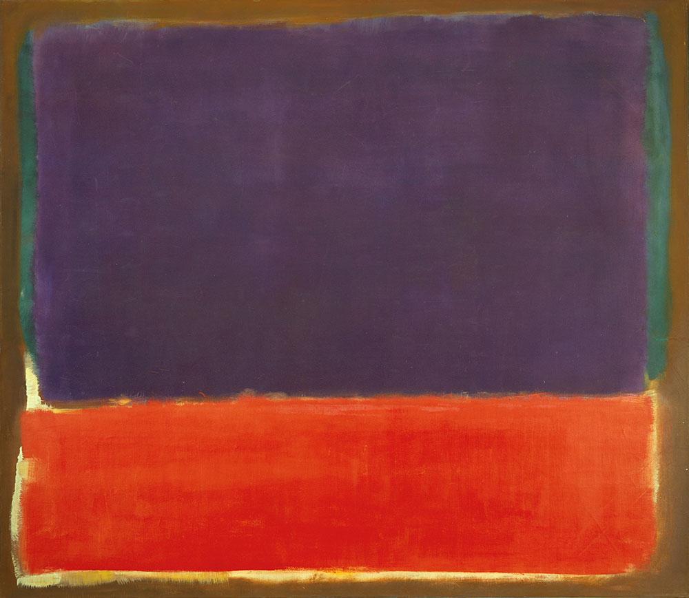 Mark Rothko No 14