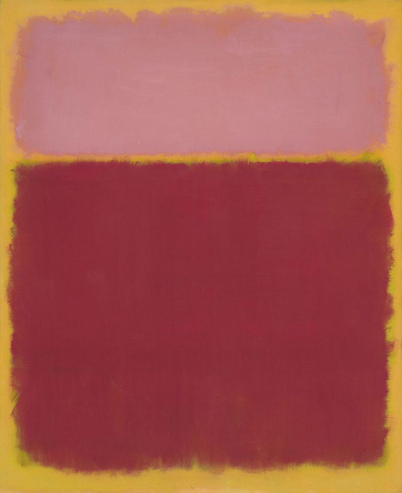Mark Rothko No 17