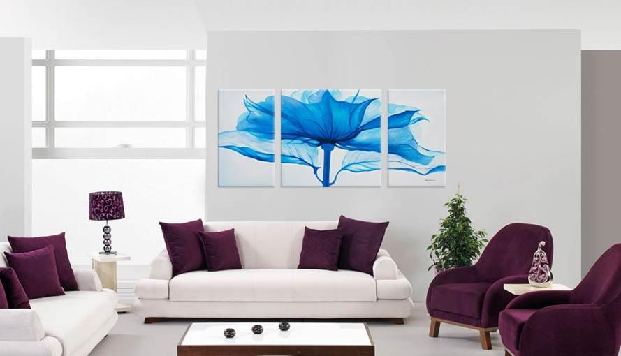 Mavi Gelincik 3 lü Set