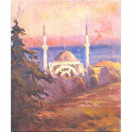 Mehmet Ali Laga Dolmabahçe ve Boğaz