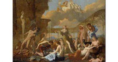 Nicolas Poussin Flora İmparatorluğu