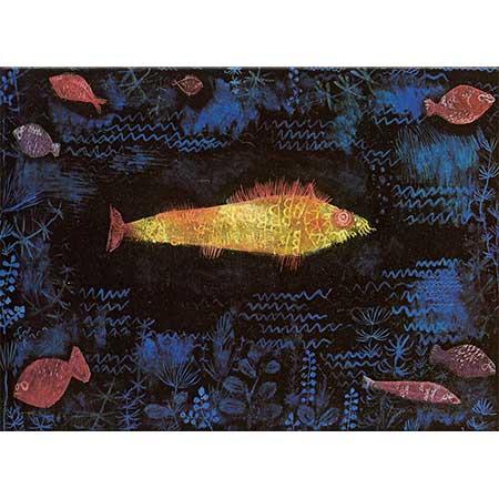 Paul Klee Altın Balık