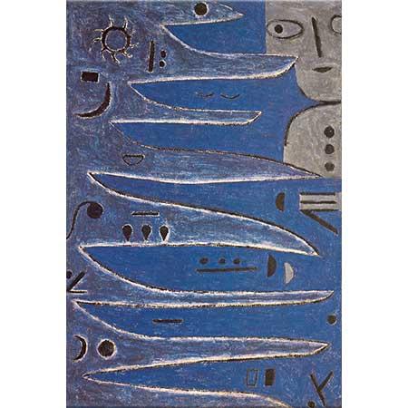 Paul Klee Grilik ve Sahil
