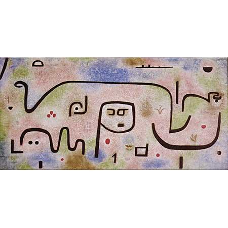 Paul Klee Insula Dulcamara