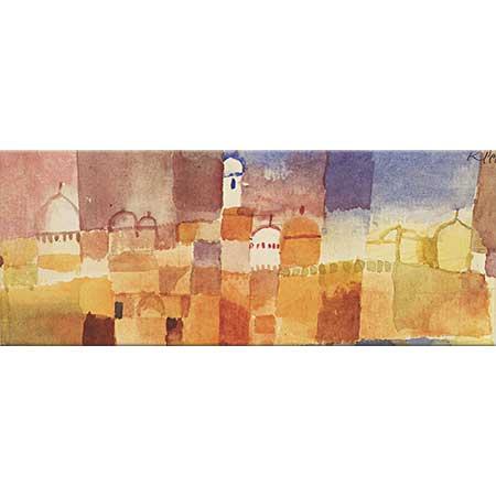 Paul Klee Kahire'den Görünüm