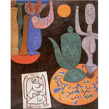 Paul Klee Natürmort