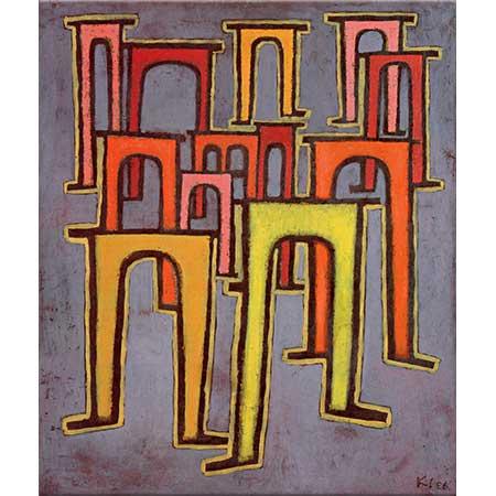 Paul Klee Viyadük İsyanı