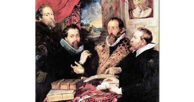 Peter Paul Rubens Dört Filozof