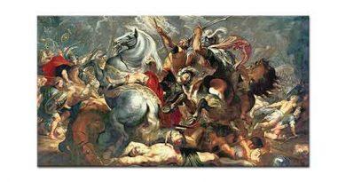 Peter Paul Rubens Konsül Decius Mus'un Savaşta Ölümü
