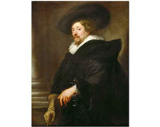 Peter Paul Rubens Portre