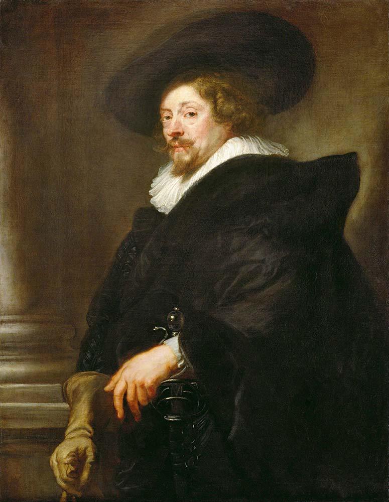 Peter Paul Rubens Portre