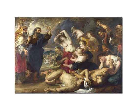 Peter Paul Rubens Sabinalı Kadınlar