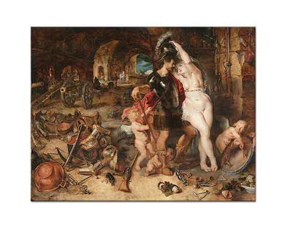 Peter Paul Rubens Savaştan Dönüş