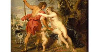 Peter Paul Rubens Venüs ve Adonis