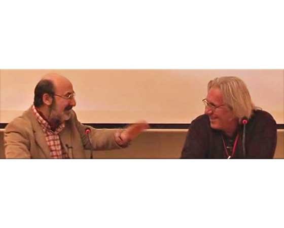 Peyami Gürel ve Ekrem Kahraman