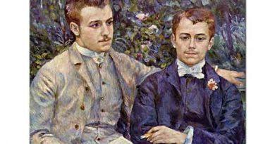 Pierre Auguste Renoir Charles ve Georges Durand Ruel