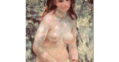Pierre Auguste Renoir Güneş Altında Nü