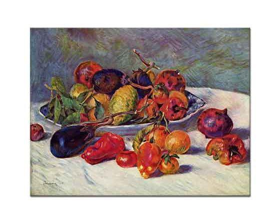 Pierre Auguste Renoir Güney Meyvaları
